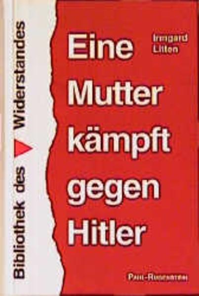 Eine Mutter kämpft gegen Hitler - Coverbild