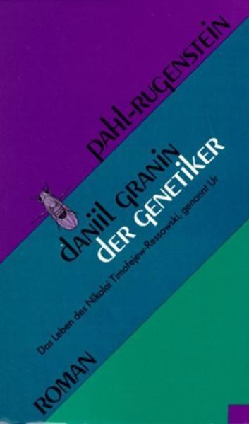 Der Genetiker - Coverbild