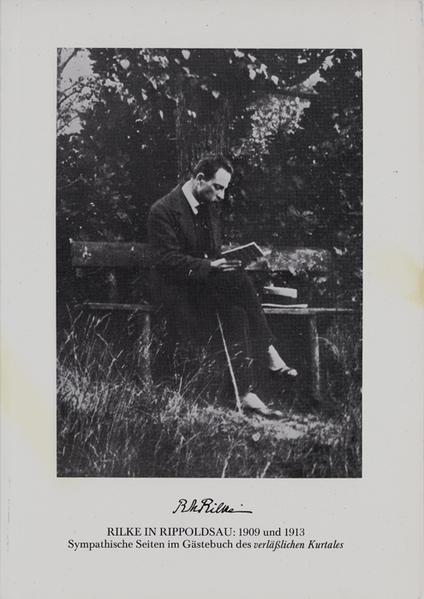Rilke in Bad Rippoldsau 1909 und 1913 - Coverbild