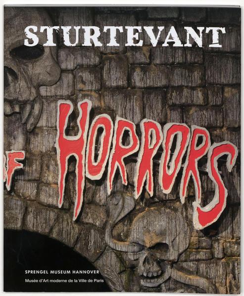 Sturtevant - The House of Horrors - Coverbild