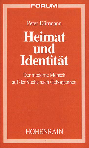 Heimat und Identität - Coverbild