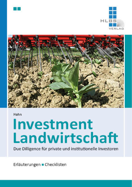 Investment Landwirtschaft - Coverbild