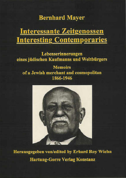 Interessante Zeitgenossen /Interesting Contemporaries - Coverbild