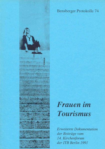 Frauen im Tourismus - Coverbild