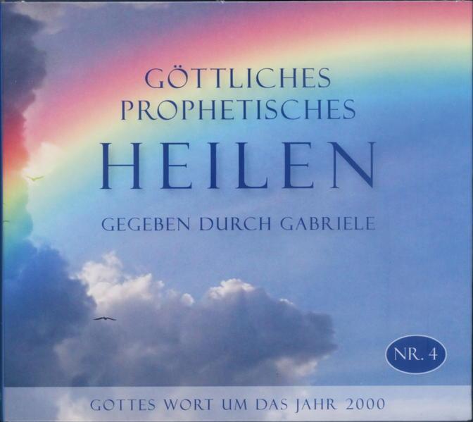 Göttliches Prophetisches Heilen - CD-Box 4 - Coverbild