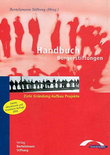 Handbuch Bürgerstiftungen - Coverbild