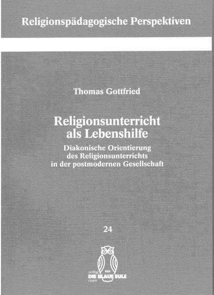 Religionsunterricht als Lebenshilfe - Coverbild