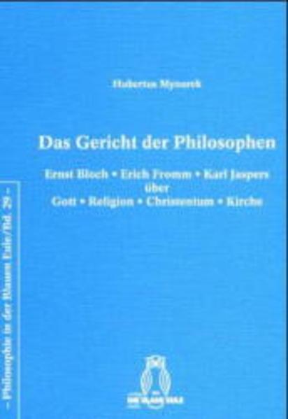 Das Gericht der Philosophen - Coverbild