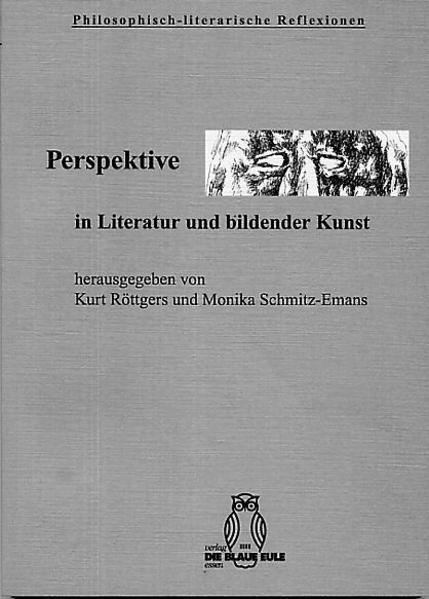 Perspektive in Literatur und bildender Kunst - Coverbild