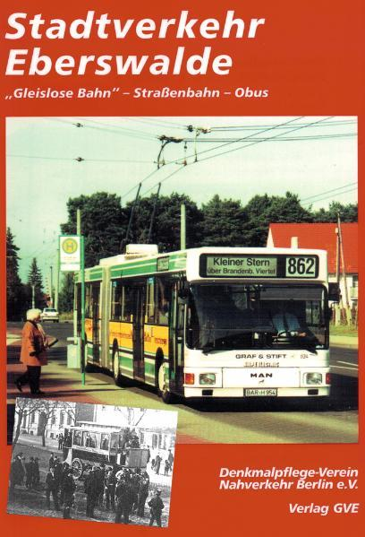 Stadtverkehr Eberswalde - Coverbild
