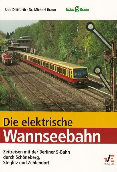 Die elektrische Wannseebahn - Coverbild