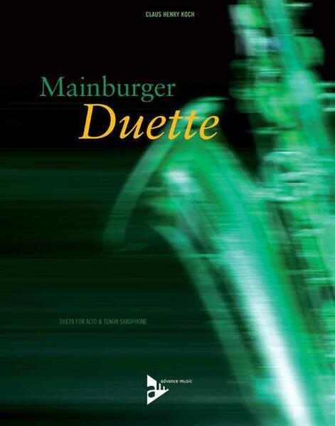 Mainburger Duette - Coverbild