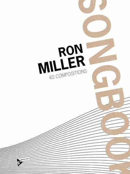 Ron Miller Songbook - Coverbild
