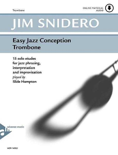 Easy Jazz Conception Trombone - Coverbild