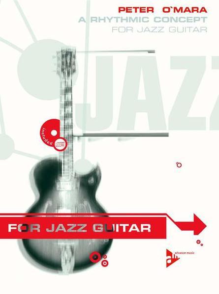 A Rhythmic Concept for Jazz Guitar - Coverbild