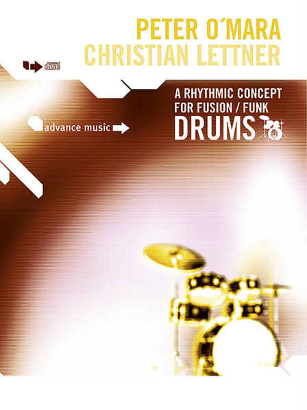 A Rhythmic Concept for Funk/Fusion Drums - Coverbild