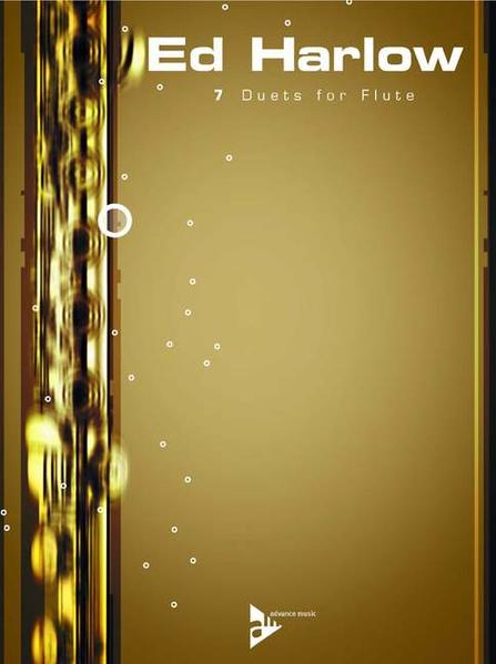 7 Duets for Flute - Coverbild