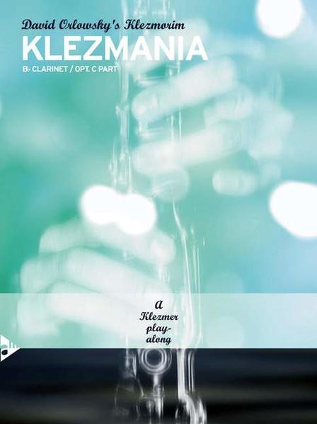 Klezmania - Coverbild