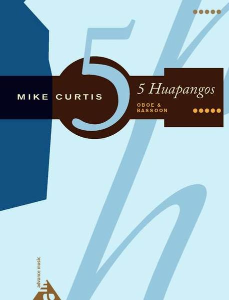 5 Huapangos - Coverbild