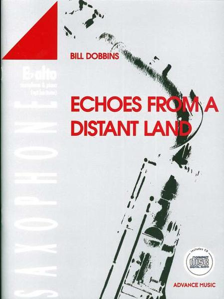 Echoes From a Distant Land - Coverbild