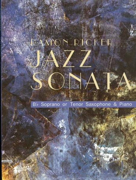 Jazz Sonata - Coverbild