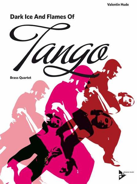 Dark Ice and Flames of Tango - Coverbild