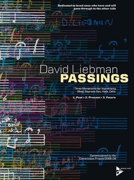 Passings - Coverbild