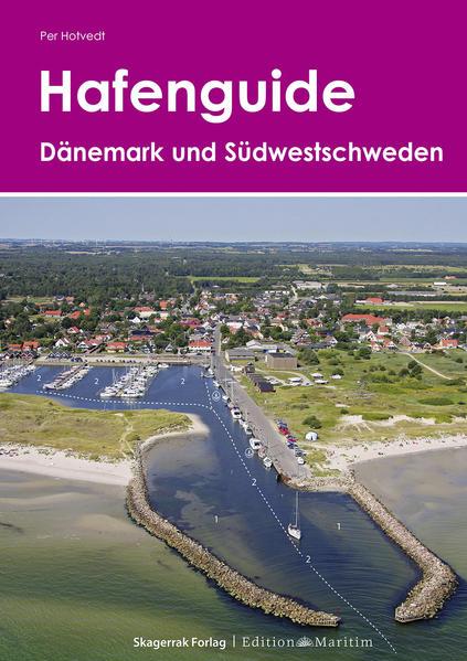 Hafenguide Dänemark und Südwestschweden - Coverbild