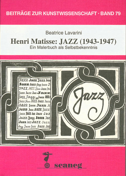 Henri Matisse: Jazz (1943-1947) - Coverbild