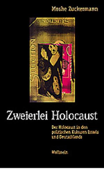 Zweierlei Holocaust - Coverbild
