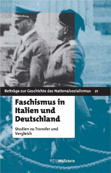 Faschismus in Italien und Deutschland - Coverbild