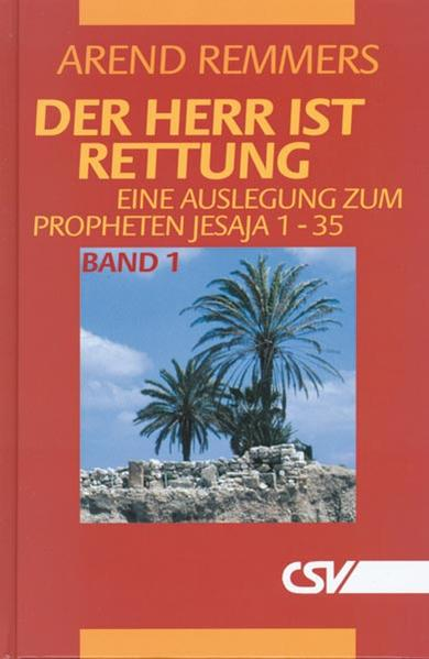 Der Herr ist Rettung, Bd. 1 - Coverbild