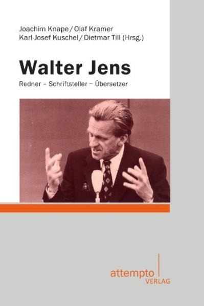 Walter Jens - Coverbild