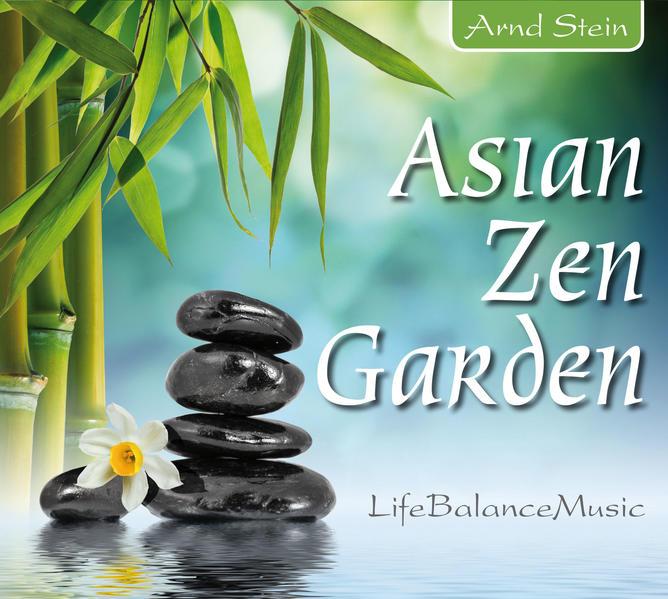 Asian Zen Garden - Coverbild