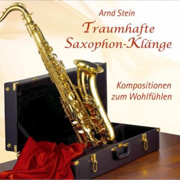 Traumhafte Saxophon-Klänge - Coverbild