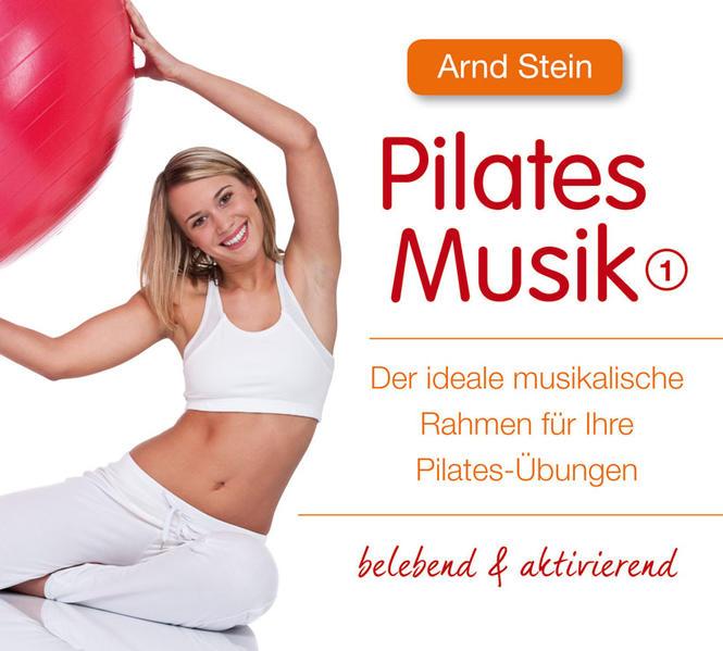 Pilates Musik 1 - Coverbild