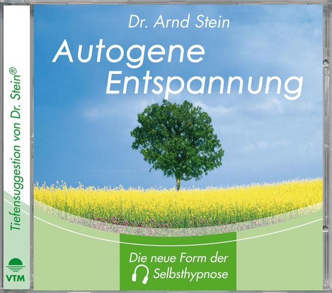 Autogene Entspannung - Coverbild