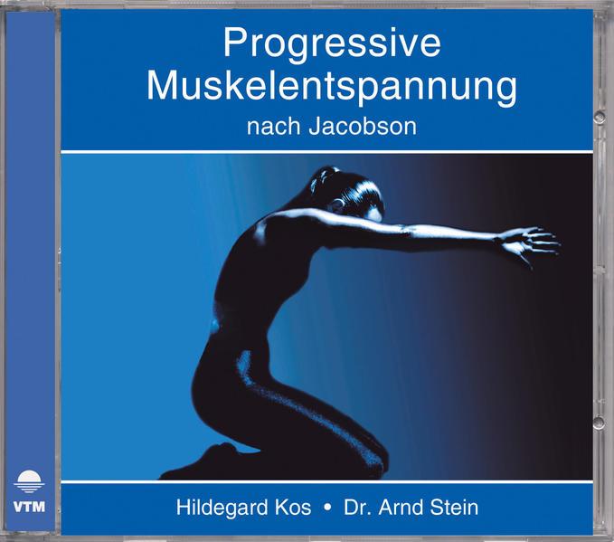 Progressive Muskelentspannung nach Jacobson - Coverbild