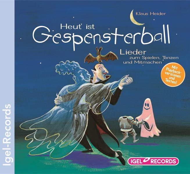 Heut´ ist Gespensterball - Coverbild