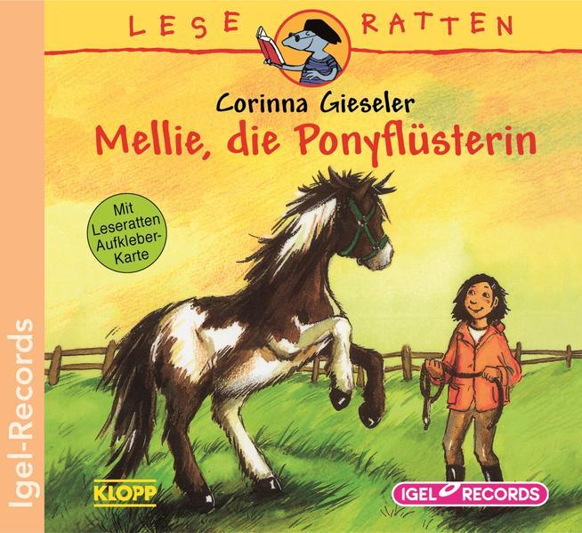 Mellie, die Ponyflüsterin - Coverbild