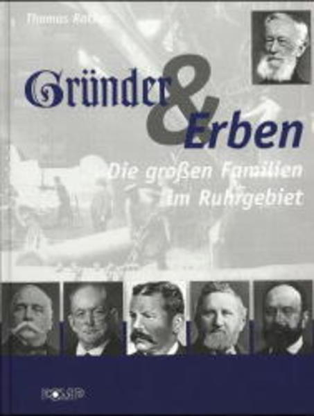 Gründer & Erben - Coverbild