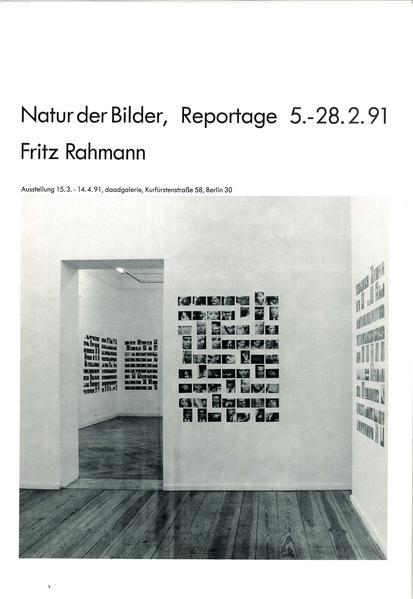 Fritz Rahmann - Coverbild