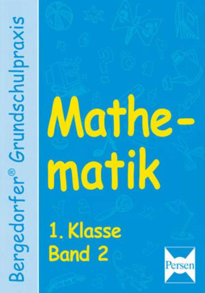 Mathematik - 1. Klasse, Band 2 - Coverbild