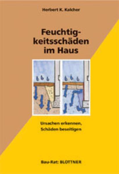 Feuchtigkeitsschäden im Haus - Coverbild