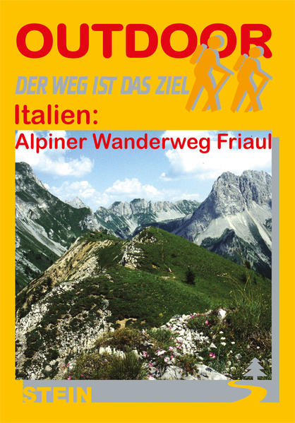 Italien: Alpiner Wanderweg Friaul - Coverbild