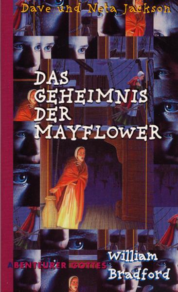 Das Geheimnis der Mayflower - Coverbild