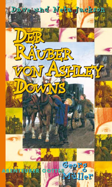 Der Räuber von Ashley Downs - Coverbild
