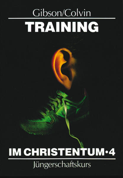 Training im Christentum - Coverbild