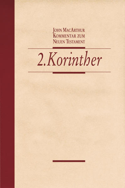 2. Korinther - Coverbild