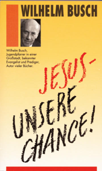 Jesus - unsere Chance! - Coverbild